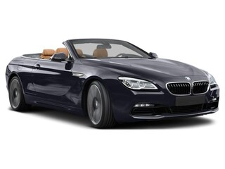 2016 BMW 650i Xdrive Cabriolet Cabriolet