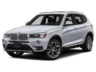 2016 BMW X3 SUV
