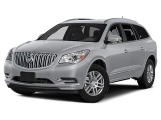 2016 Buick Enclave Leather FWD Navigation/Rear DVD system SUV