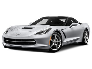 2016 Chevrolet Corvette Z51 2LT Coupe Heated/Vented Leather seats Coupe