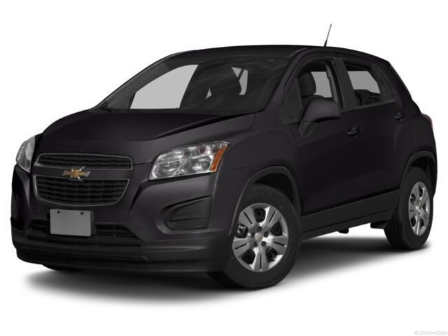 2016 Chevrolet Trax ONE OWNER LOCAL TRADE BEAUTY SUV