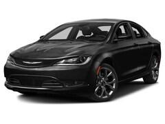 2016 Chrysler 200 S Sedan