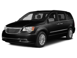2016 Chrysler Town   Country Mini Passenger Van