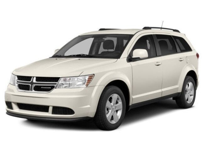 2016 Dodge Journey 5 Pass Canadian Value Package