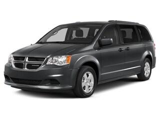 2016 Dodge Grand Caravan Crew Van