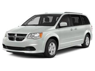 2016 Dodge Grand Caravan Crew Minivan/Van