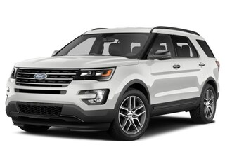 2016 Ford Explorer Limited SUV | Recently Arrived!