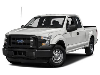 New 2016 Ford F-150 Extended Cab Truck in Nisku