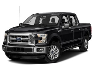 2016 Ford F-150 XLT Special Edition PKG Truck SuperCrew Cab