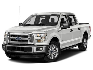 New 2016 Ford F-150 Crew Cab Truck in Nisku
