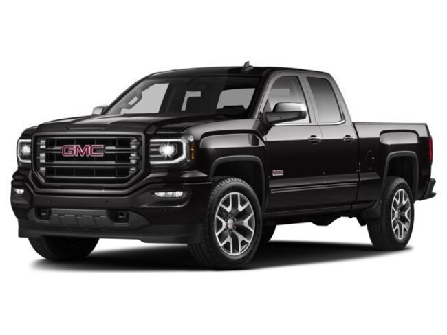 2016 GMC Sierra 1500 Base Truck Double Cab