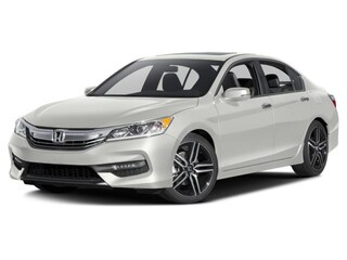 2016 Honda Accord Sport - NO ACCIDENTS|1OWNER|SUNROOF|BACKUP CAMERA| Sedan