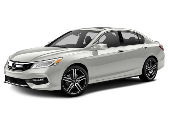 2016 Honda Accord EX Sedan