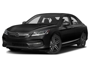 2016 Honda Accord Touring Sedan