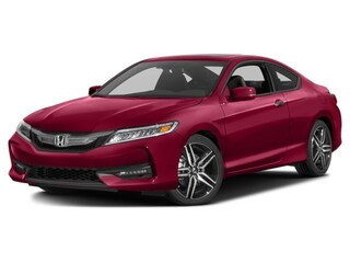 2016 Honda Accord Touring V6 Coupe