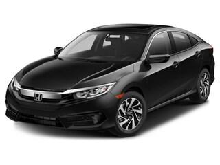 2016 Honda Civic Sedan EX CVT Sedan
