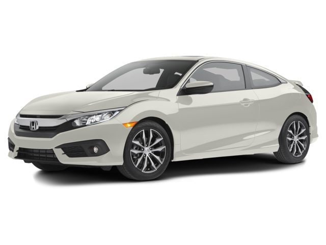 2016 Honda Civic LX w/Honda Sensing - ACCIDENT-FREE, BACKUP CAMERA Coupé