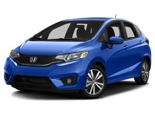 2016 Honda Fit EX (CVT) Hatchback