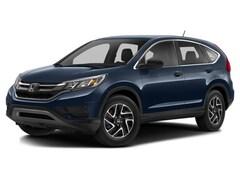 2016 Honda CR-V SE Sport Utility