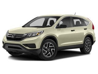 2016 Honda CR-V SE AWD *No Collisions, Extended Warranty!* SUV