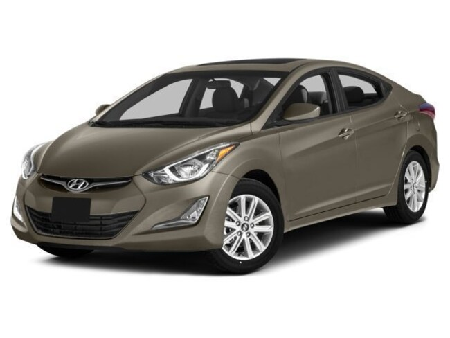 2016 Hyundai Elantra L Sedan