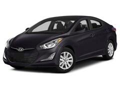 2016 Hyundai Elantra LE Sedan