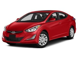 2016 Hyundai Elantra L+ Power Group A/C Auto Sedan
