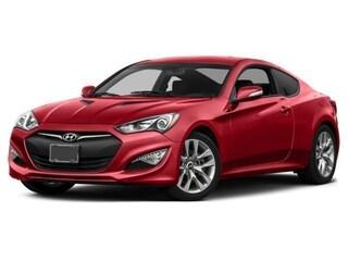 2016 Hyundai Genesis Coupe Premium Coupe