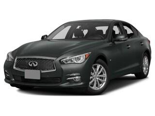 2016 INFINITI Q50 3.0t Sedan