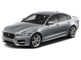 2016 Jaguar XF R-Sport Sedan