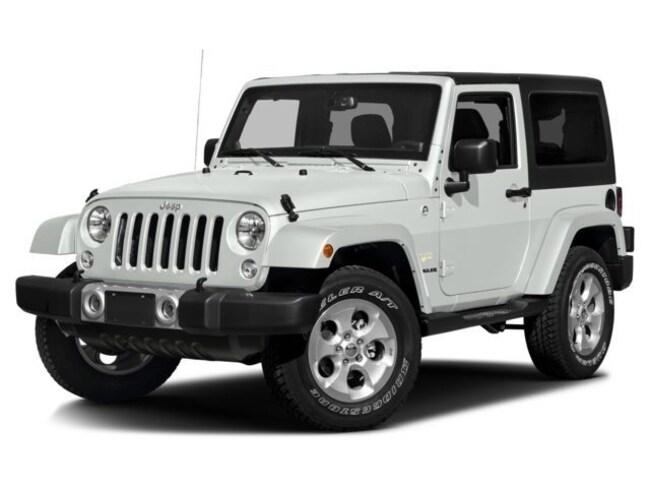 2016 Jeep Wrangler S