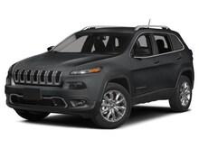 2016 Jeep Cherokee 4x4 North Sport Utility