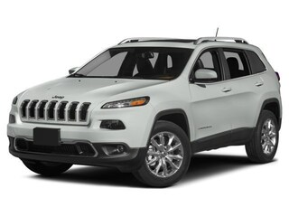 2016 Jeep Cherokee NORTH HEATED LEATHER SUNROOF NAVIGATION