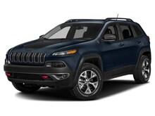 2016 Jeep Cherokee 4x4 Trailhawk Sport Utility