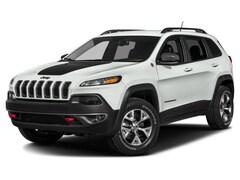 2016 Jeep Cherokee Trailhawk 4WD  Trailhawk