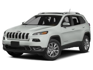 2016 Jeep Cherokee | Limited | LEATHER |  Wagon