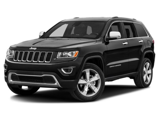 2016 Jeep Grand Cherokee Laredo SUV