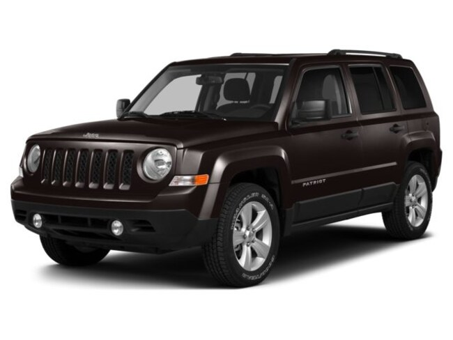 2016 Jeep Patriot NORTH -- LOW KMS -- GREAT SHAPE! SUV