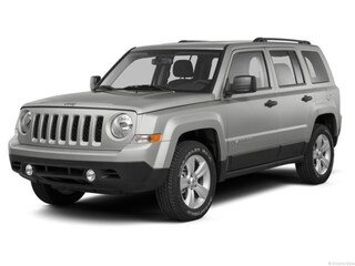 2016 Jeep Patriot High Altitude SUV