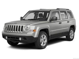 2016 Jeep Patriot High Altitude 4WD  High Altitude