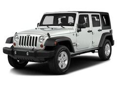 2016 Jeep Wrangler Unlimited Sahara Convertible
