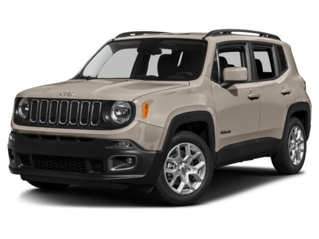 2016 Jeep Renegade 75th Anniversary 4WD  75th Anniversary