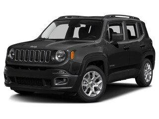 2016 Jeep Renegade North, 4X4, 2.4L, HTD Cloth/WHL, 1-Owner, LOW KMS! SUV
