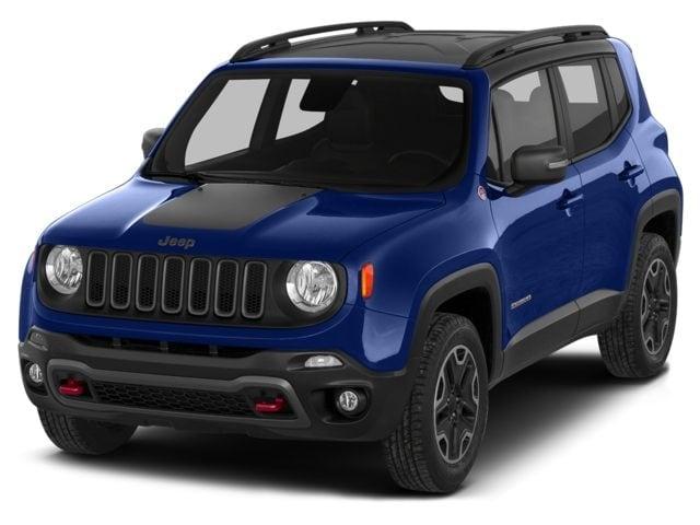 2016 Jeep Renegade 4x4 Trailhawk Sport Utility