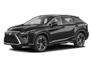 2016 LEXUS RX 450h Executive Package