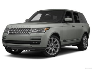 2016 Land Rover Range Rover 5.0L V8 Supercharged SUV