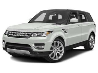 2016 Land Rover Range Rover Sport V6 SE SUV