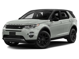 2016 Land Rover Discovery Sport HSE LUXURY Sport Utility