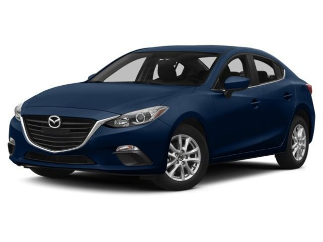 2016 Mazda Mazda3 Sport GX at Sedan