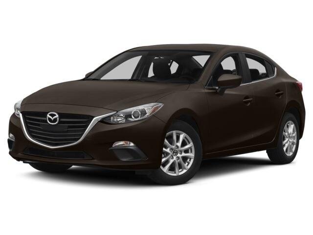 2016 Mazda Mazda3 GX Sedan